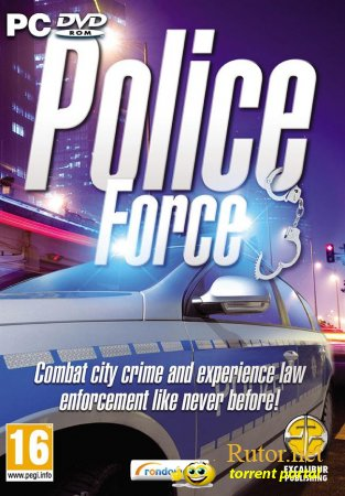 POLICE FORCE (2012) PC | ENG