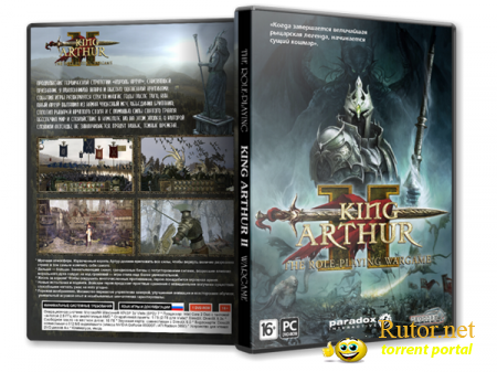 King Arthur 2: The Role-Playing Wargame [1.1.02](2012) PC | Lossless Repack от R.G. Repacker's