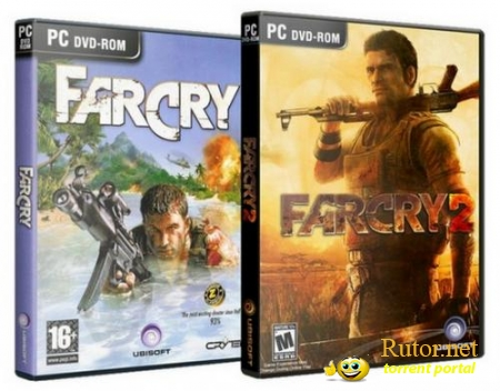 Far Cry: Дилогия (2004-2008) PC | Lossless RePack