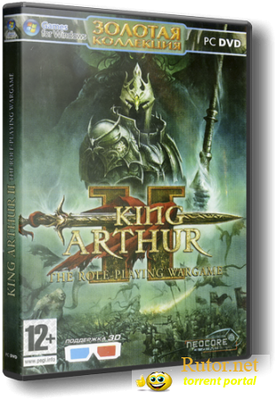King Arthur 2: The Role-Playing Wargame (2012) PC | Repack от R.G.BoxPack