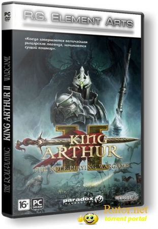 King Arthur 2: The Role-Playing Wargame [v1.1.05] (2012) PC | Lossless RePack от R.G. Element Arts