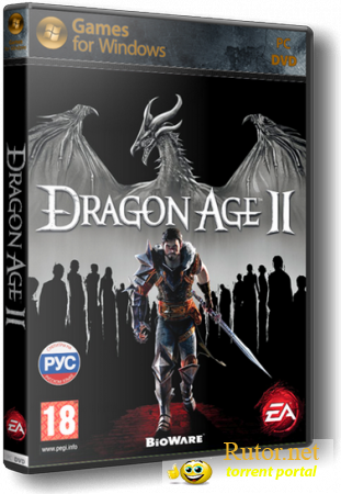 Dragon Age 2 v1.04 (+16 DLC) [High Texture Pack] (Electronic Arts) (RUS/ENG) [Lossless Repack]