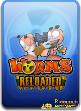 Worms Reloaded + DLC's (2010) (MULTi8|RUS) [RePack] от R.G. Shift