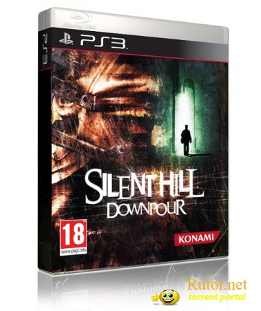 [PS3] Silent Hill Downpour [USA/ENG] [TB]