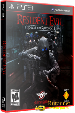 [PS3] Resident Evil: Operation Raccoon City [EUR/RUS]