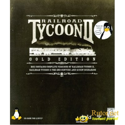 Railroad Tycoon 2 Gold Edition[Linux] 1.54 (1999) английский