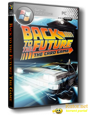 Back to the Future: The Game - Episode 1 It's About Time [Rus/2010/Repack by SxSxL]
