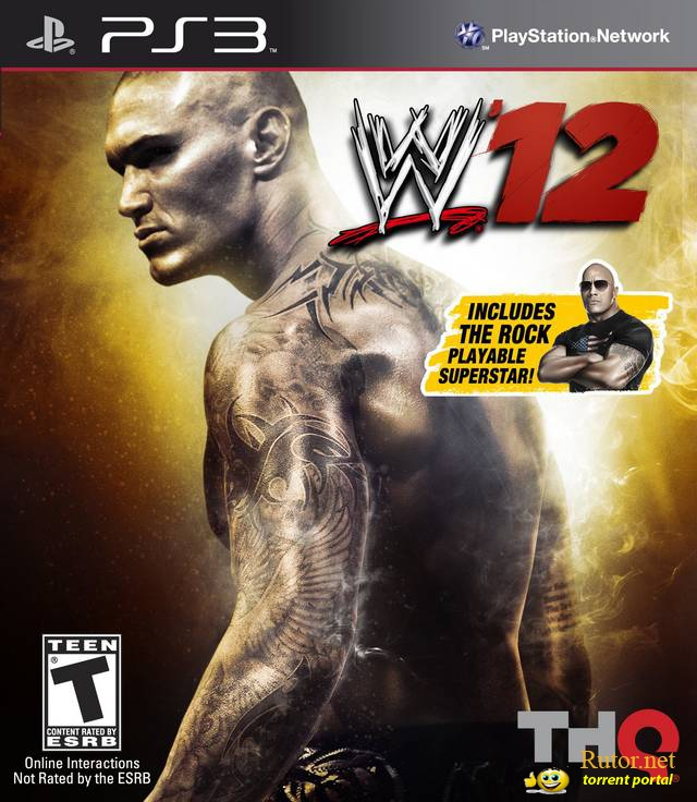 WWE 12 (2011) [FULL][ENG][L] (True Blue)