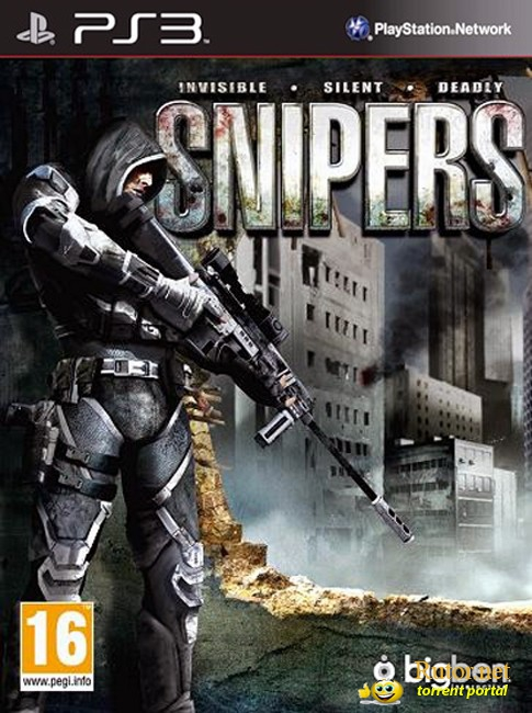 Snipers Invisible Silent Deadly [EUR/ENG] (MOVE) (True Blue)