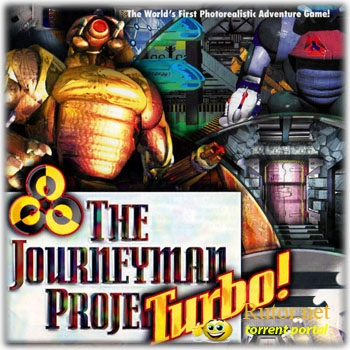 The Journeyman Project Turbo (1994) PC | RePack