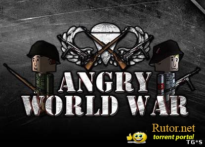 [Android] Angry World War 2 (1.2) [Аркада, ENG]