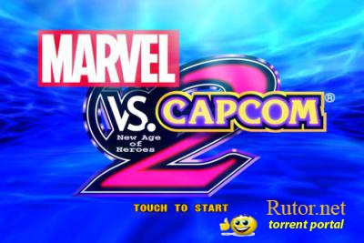 [iPhone, iPad, iPod touch] MARVEL VS. CAPCOM 2 (2012) ENG [IOS 5.0 и выше]