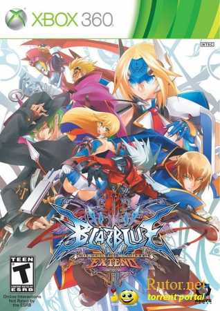 BlazBlue: Continuum Shift Extend (2012) [PAL][NTSC-J][ENG] (XGD2)