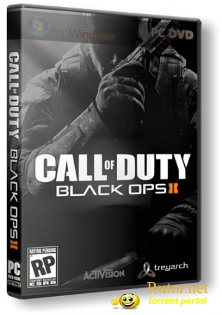 Call Of Duty: Black Ops 2 (2012) HDRip | Трейлер