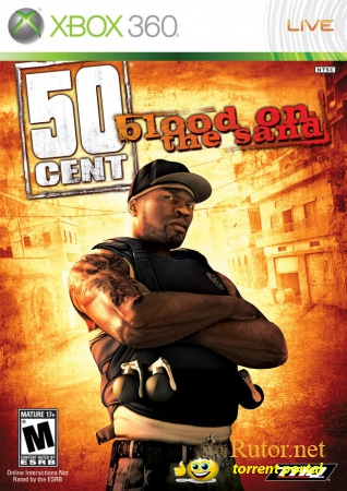 [Xbox 360] 50 Cent: Blood on the Sand [Region Free/ENG]