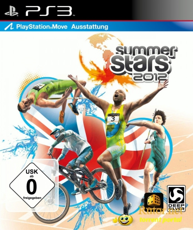 [PS3] Summer Stars 2012 (2012) [FULL][ENG][L] (True Blue)