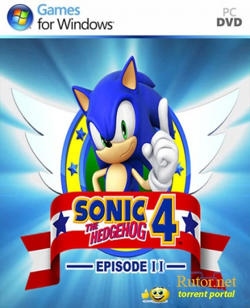 Sonic the Hedgehog 4: Episode II [RePack by R.G. ReCoding] (2012) MULTi5/ENG