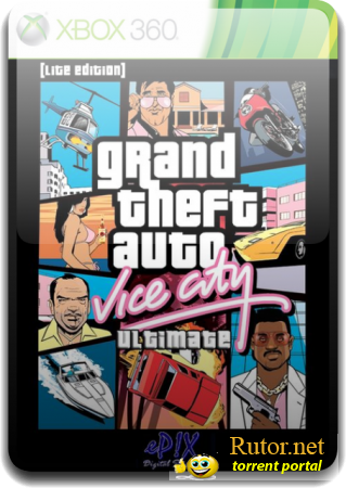 [Xbox 360] Grand Theft Auto - Vice City Ultimate [Lite Edition] [PAL/ENG/DVD9/iXtreme]