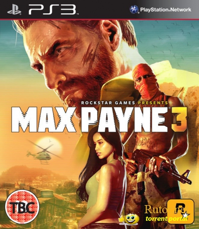 [PS3] Max Payne 3 [USA/ENG] (Ждем фикс)