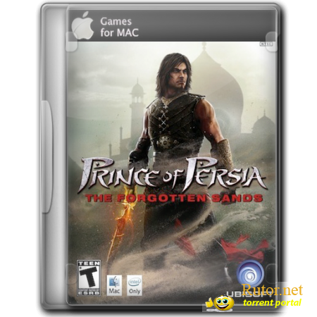 Prince of Persia: The Forgotten Sands (2010) MAC