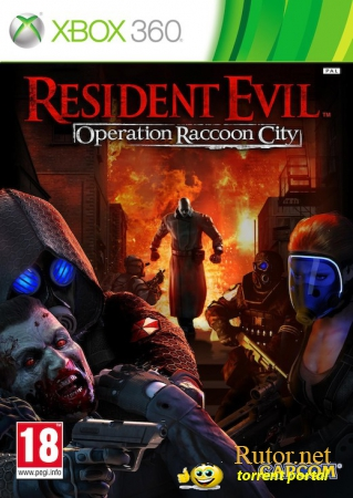 [JTAG/DLC]Resident Evil Operation Raccoon City - Weapon Packs + Wolfpack Costumes