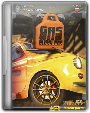 Gas Guzzlers: Combat Carnage (2012) PC | RePack от Audioslave
