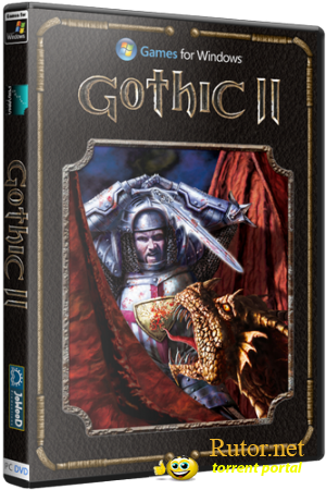 Готика 2: Ночь Ворона / Gothic 2: Night of the Raven + BEST Mods Pack (2007) PC | RePack