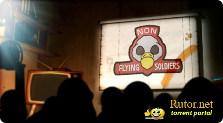 [iPhone, iPad, iPod touch] Non Flying Soldiers (2012) Английский