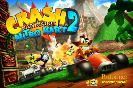 [iPhone, iPod touch] Crash-Bandicoot v1.0.5 (2010) Английский [IOS]