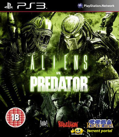 Aliens vs. Predator (2010) [FULL][RUS][RUSSOUND]