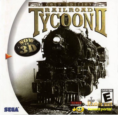 Railroad Tycoon 2: Gold Edition (1999) PC | Repack