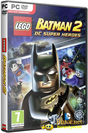 LEGO Batman 2: DC Super Heroes (2012) PC | RePack от VANSIK(обновлен)