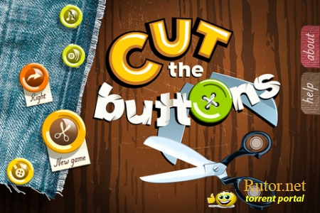 [iPhone, iPod, iPad] Cut the Buttons v.1.1.1 [iOS 3.2,ENG]