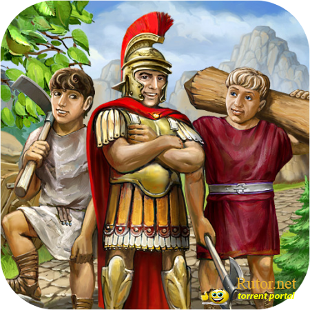 [iPad/ iPhone/ iPod Touch]Roads of Rome v1.0 (2012) Русский [ios]