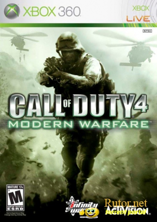 Call of Duty 4: Modern Warfare [RegionFree/ENG]