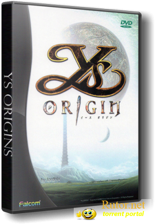 Ys Origin Update 1 (XSEED) (ENG) [RePack] от R.G. ReCoding