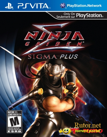 [PS Vita]NINJA GAIDEN SIGMA PLUS