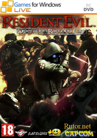 Resident Evil: Operation Raccoon City [Update 2] (2012) PC | Rip от Audioslave
