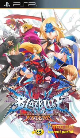 BlazBlue: Continuum Shift Extend (2012)