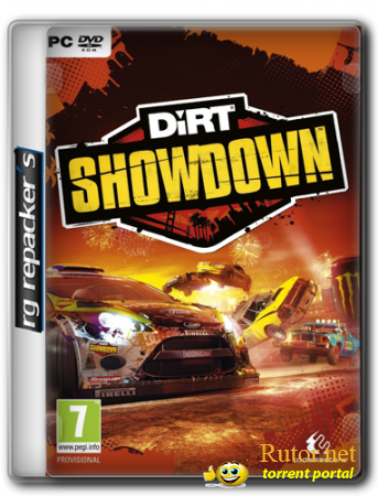 DiRT Showdown (2012) [RePack, Русский, Arcade / Racing (Cars) / 3D] от R.G. Repacker's