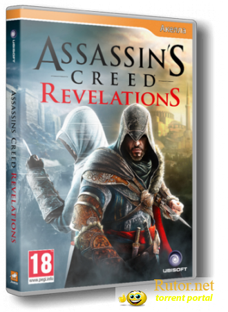 ASSASSIN'S CREED: REVELATIONS [2011,PC,RUS]