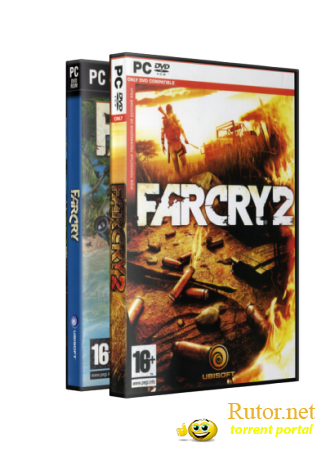 Far Cry - Dilogy (2004-2008) (RUS/ENG) [Repack] от VANSIK
