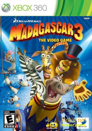 Madagascar 3: The Video Game [Region Free / ENG]