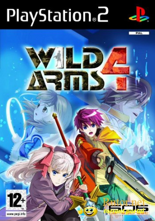 [PS2] Wild Arms 4 [RUS/ENG|PAL]