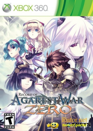 [JTAG/FULL]Record of Agarest War Zero [Region Free/ENG]