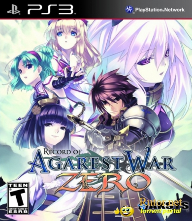 Record of Agarest War Zero (USA/ENG)