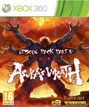 [JTAG/DLC] Asura's Wrath: Episode Pack Part IV [Region Free/ENG]