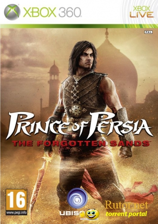 [XBOX360] Prince of Persia: The Forgotten Sands [PAL][RUSSOUND]