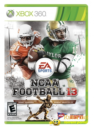 [Xbox 360] NCAA Football 13 [ENG] (Demo)