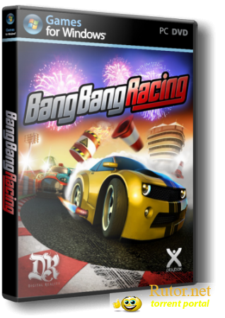 Bang Bang Racing (2012) (ENG) [RePack] от Scorp1oN
